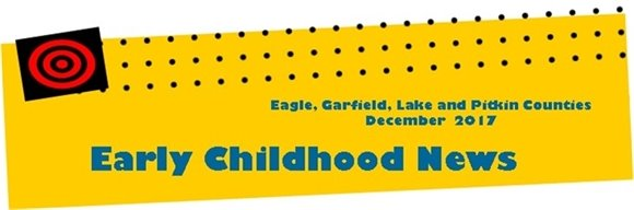 Early Childhood News Banner