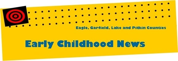 Early Childhood Newsletter header