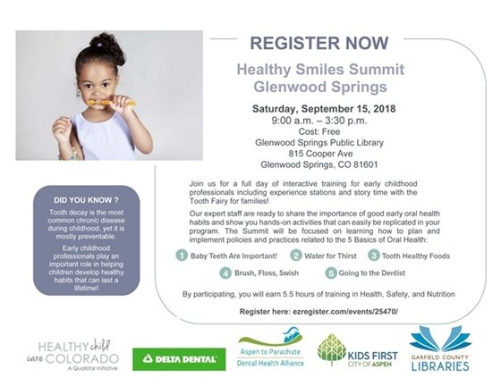 Healthy Smile Summit