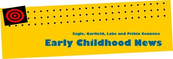 Early Childhood news header