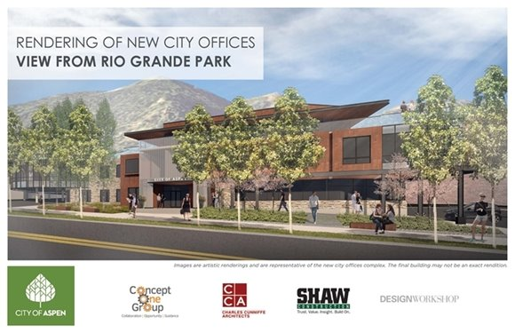 New City Offices Rendering