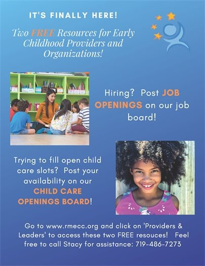 Resources for Early Childhood Providers