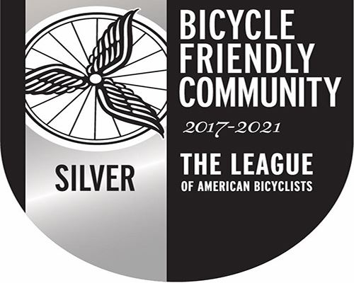 bike friendly community