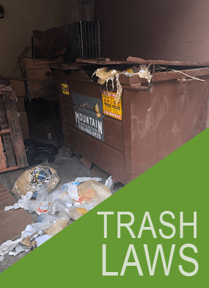 trash laws