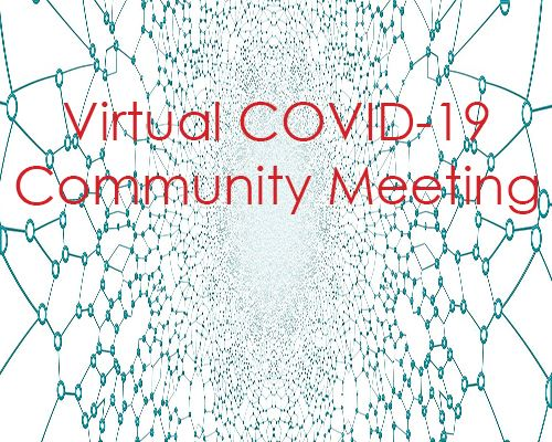 covid comm meeting news flash image