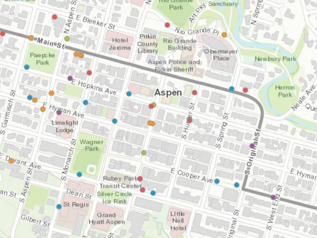 Sidewalk Repair Map
